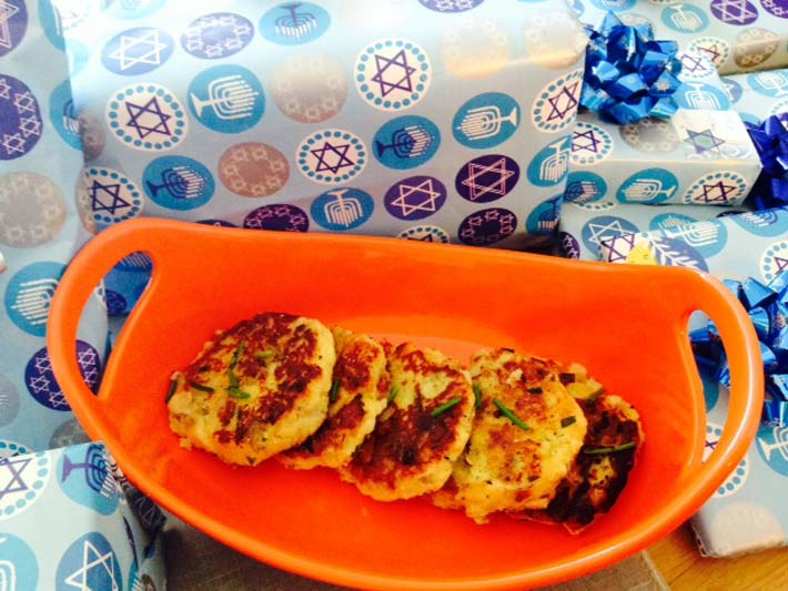 Potato Pancakes Recipe. This is easy as frying mashed potatoes.