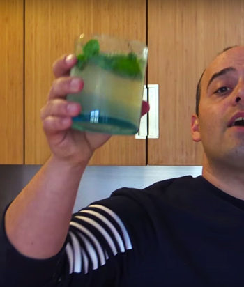 Vacation Anytime Cocktail (Official Chop Happy Drink of 2016)