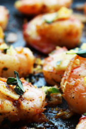 Two Super Easy 10 Minute Seafood Dinners