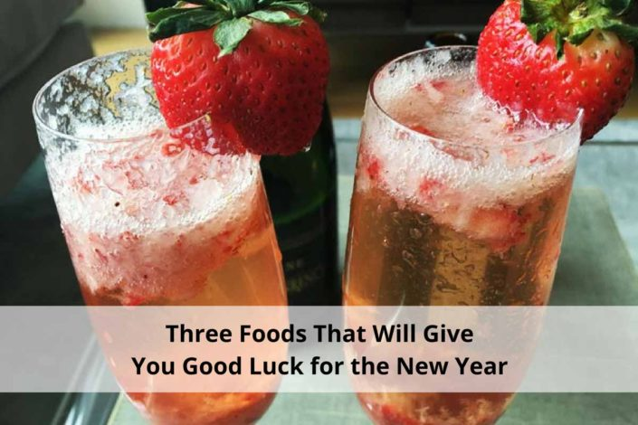 Three Good Luck Foods