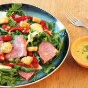 Salami Sandwich Salad Recipe