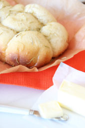 Slow Cooker Dinner Rolls (magically easy)