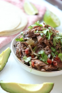 Slow Cooker Beef Tacos Recipe (barbacoa recipe)
