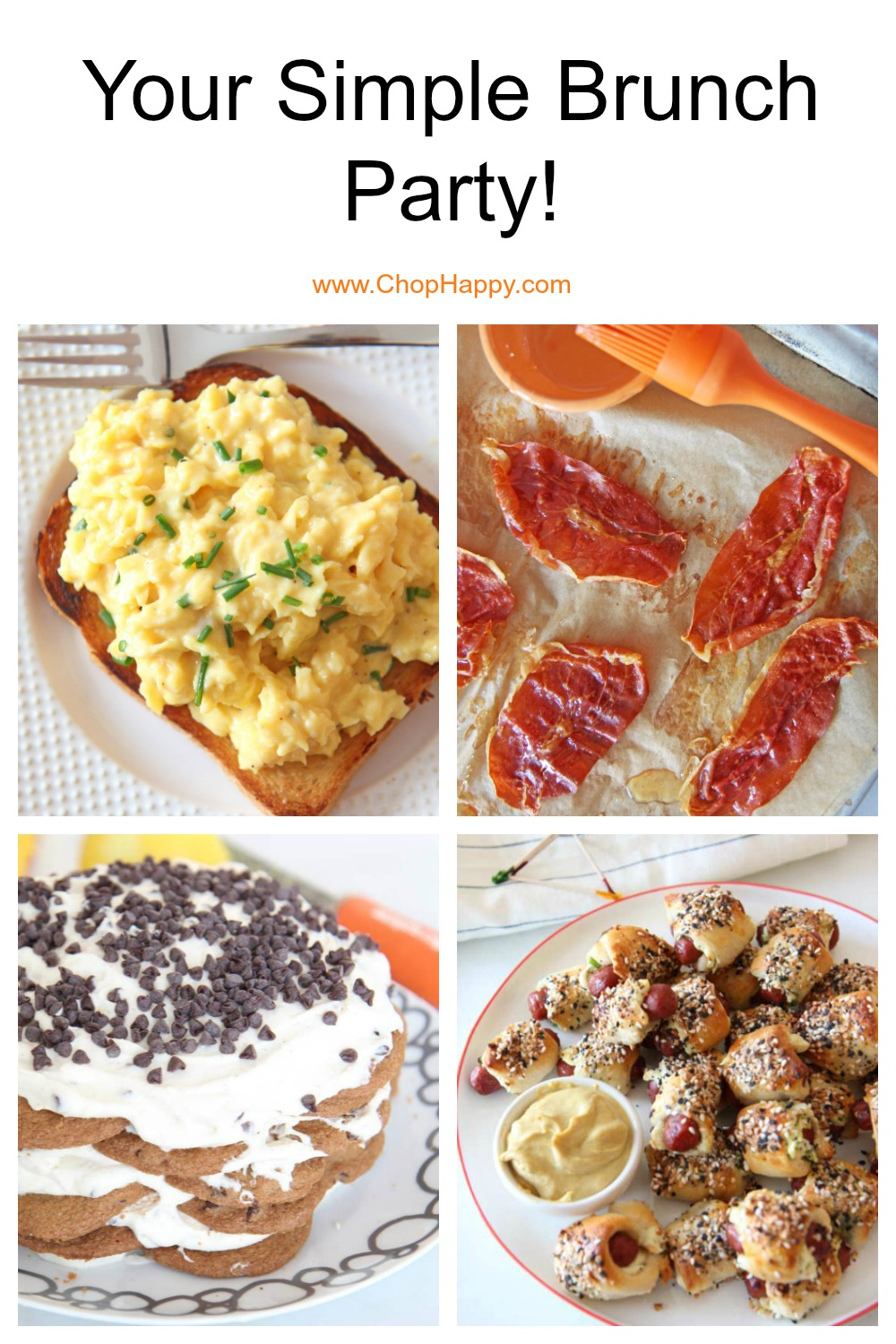 Your Simple Brunch Party (stress free happy eats)