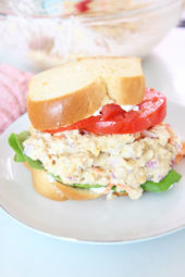Chickpea Tuna Salad Recipe