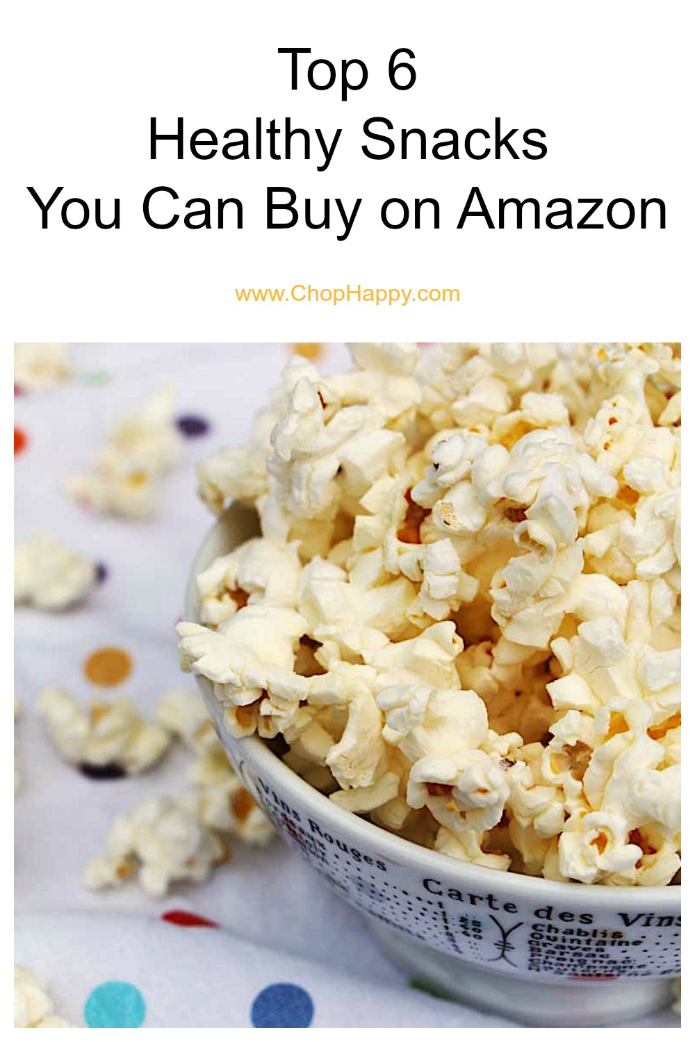 Top 6 Healthy Snacks You Can Buy on Amazon. Chipd, nuts, and other Keto friendly snacks to curb cravings. Happy snacking! #snackideas #keto