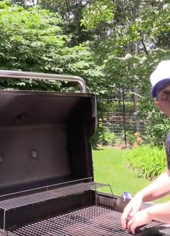 Grill Small Things with Ease (no lost veggie soldiers)