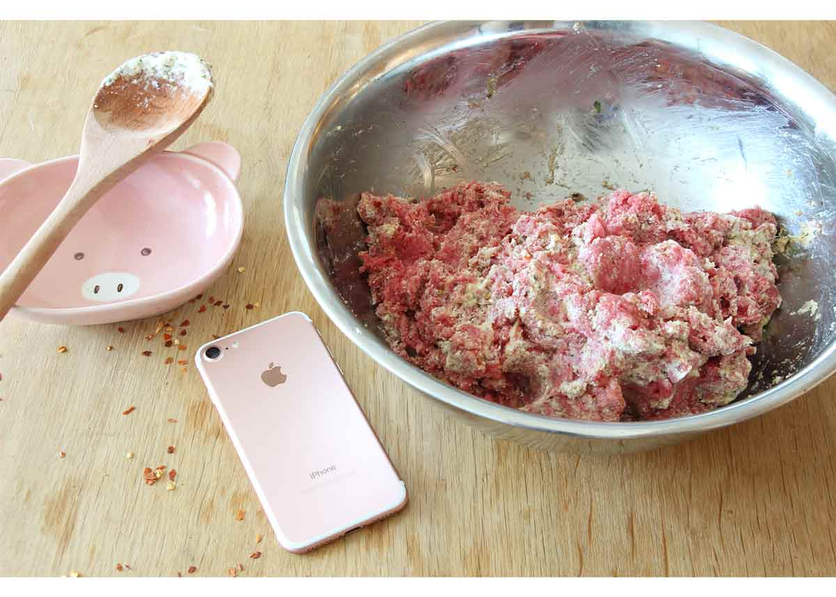 Cooking Hack Cell Phone Clean