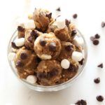 S'mores Edible Cookie Dough Recipe