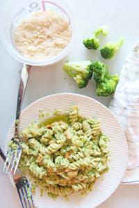 How To Make Broccoli Pesto