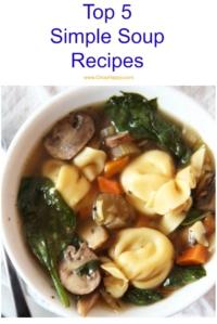 Top 5 Simple Soup Recipes