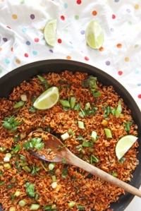 5 Ingredient Taco Fried Rice