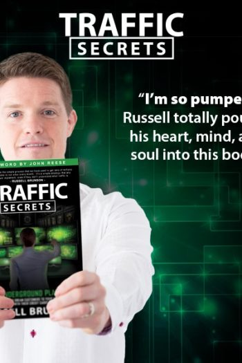 My Amazing 30 Day Challenge With Russell Brunson and The Traffic Secrets Book