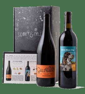 CELEBRATE THE EVERYDAY (MIX) 2 Bottle Gift Set. Keto and organic wines. #ketowines #Organicwines