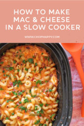 How to Make Mac and Cheese in a Slow Cooker