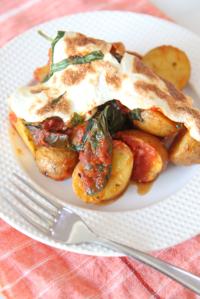 Potato Parmesan Recipe