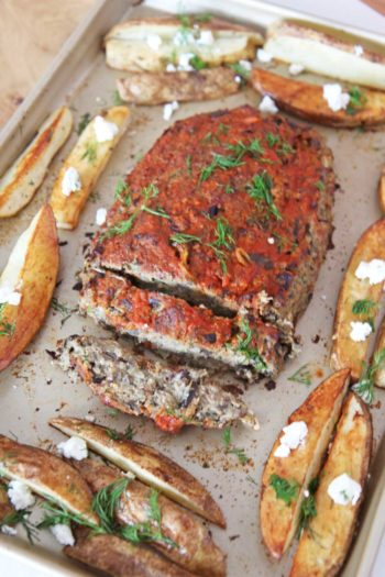 How To Make Eggplant Meatloaf Recipe