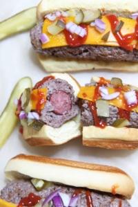 The Ultimate Burger Hot Dog Food Hack