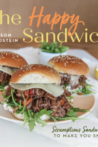 My First Cookbook: The Happy Sandwich
