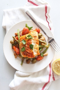 Sheet Pan Cod and Veggie Recipes