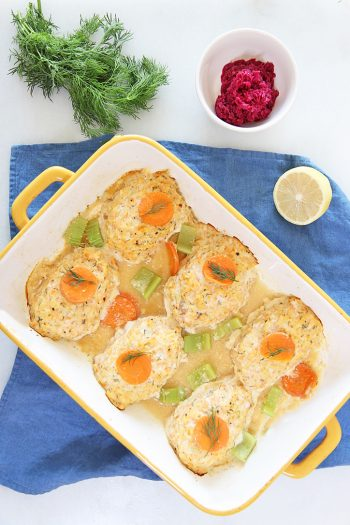Easy Salmon Gefilte Fish Recipe